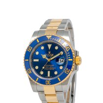 Rolex 116613 Steel Submariner Date 40mm pre-owned United States of America, New York, Hartsdale
