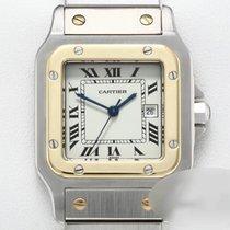 Cartier Gold/Stahl 29mm Automatik Santos (submodel) gebraucht Deutschland, München