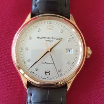 Baume & Mercier Red gold Automatic 39mm new Clifton