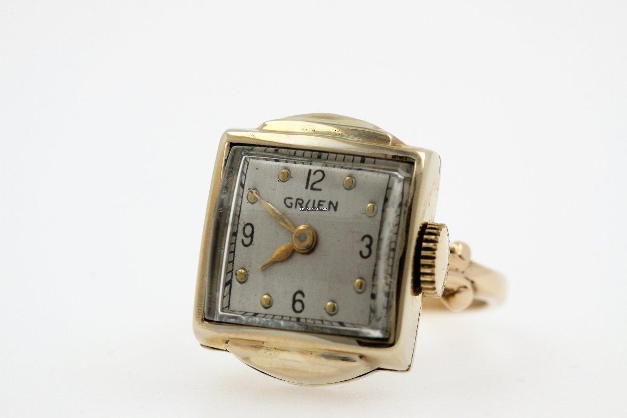 Ladies vintage watch gruen Gruen watches