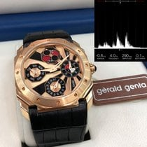 Gérald Genta OQM.Y.50.525.CN.BD Muy bueno Oro amarillo 42.5mm Automático
