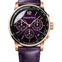 Audemars Piguet Code 11.59 Oro rosa 41mm Violeta