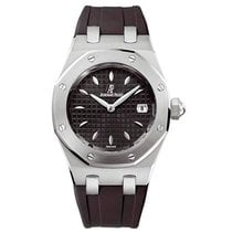 Audemars Piguet Royal Oak Lady Stal 33mm Czarny