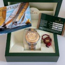 Rolex Yacht-Master 40 Gold/Steel 40mm Gold No numerals