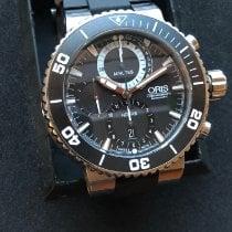 Oris Carlos Coste Limited Edition Titan Schwarz