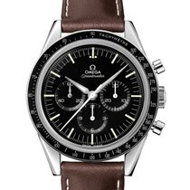 Omega Speedmaster Professional Moonwatch new 2021 Manual winding Chronograph Watch with original box and original papers 311.32.40.30.01.001