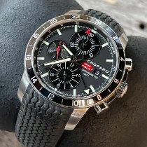 Chopard Mille Miglia Steel 42.5mm Black No numerals