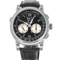 A. Lange & Söhne Platinum 43mm Manual winding 404.035 pre-owned United States of America, Maryland, Baltimore, MD