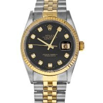 Rolex 16233 Gold/Steel 2001 Datejust 36mm pre-owned United States of America, Maryland, Baltimore, MD