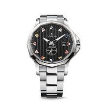 Corum Admiral's Cup Legend 42 nuevo 2020 Automático Reloj con estuche y documentos originales 395.101.20/V720 AN12