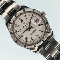 Rolex Oyster Perpetual Date 15210 Good Steel 34mm Automatic Indonesia, Jakarta