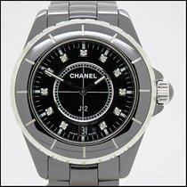 Chanel J12 Керамика 38mm Черный