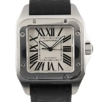 Cartier Santos 100 Acero 38mm