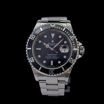 Rolex 16610 Stahl 2000 Submariner Date 40mm gebraucht Deutschland, Rosenheim