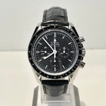 Omega Speedmaster Professional Moonwatch Steel 42mm Black No numerals United States of America, New York, NY