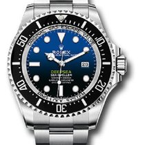 Rolex Sea-Dweller Deepsea new 2020 Automatic Watch with original box and original papers 126660 D-BLUE