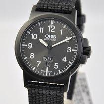 Oris BC3 Steel 42mm Black Arabic numerals United States of America, Ohio, Mason