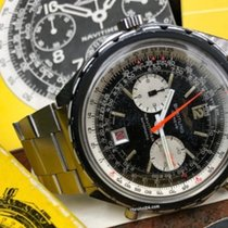Breitling Chrono-Matic (submodel) Сталь 48mm Черный Aрабские