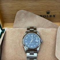 Rolex Oyster Perpetual Date Steel 34mm Blue No numerals UAE, Dubai