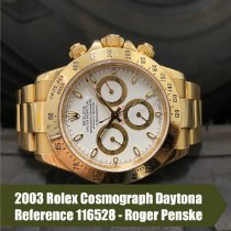 Rolex Daytona Yellow gold 40mm White No numerals United States of America, Florida, Coral Gables