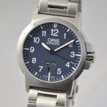 Oris BC3 Stahl 42mm Blau