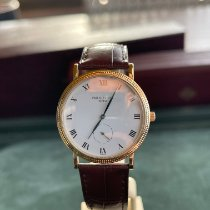 Patek Philippe Calatrava Yellow gold 33mm White Roman numerals