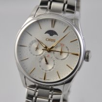 Oris Artelier Complication new 2021 Automatic Watch with original box and original papers 01 781 7729 4031-07 8 21 79