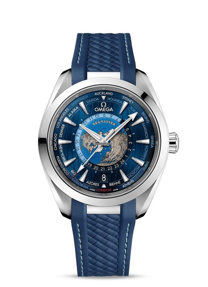 Omega Seamaster Aqua Terra 220.12.43.22.03.001 2021 new