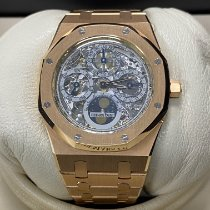 Audemars Piguet Royal Oak Perpetual Calendar new 2012 Automatic Watch with original box and original papers 25829OR.OO.0944OR.01