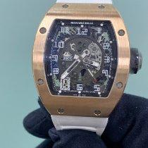 Richard Mille RM 010 новые 2012 Часы с оригинальными документами и коробкой RM 010 AG RG