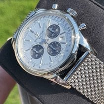 Breitling Transocean Chronograph Steel Silver United States of America, Virginia, Manassas
