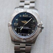 Breitling Aerospace Avantage Titanium 42mm Black Arabic numerals