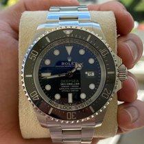 Rolex Sea-Dweller Deepsea Steel 44mm Blue No numerals Australia, Varsity Lakes