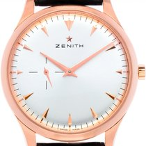Zenith Elite Ultra Thin Roségold 40mm Silber Deutschland, Stuttgart