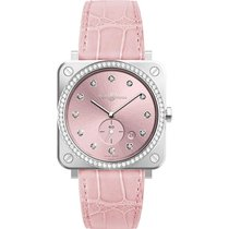 Bell & Ross BR S Steel 39mm Pink United States of America, California, Newport Beach
