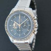 Omega Speedmaster Professional Moonwatch Aço 42mm Cinzento
