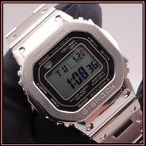 Casio G-Shock Сталь 49,3mm Черный Aрабские