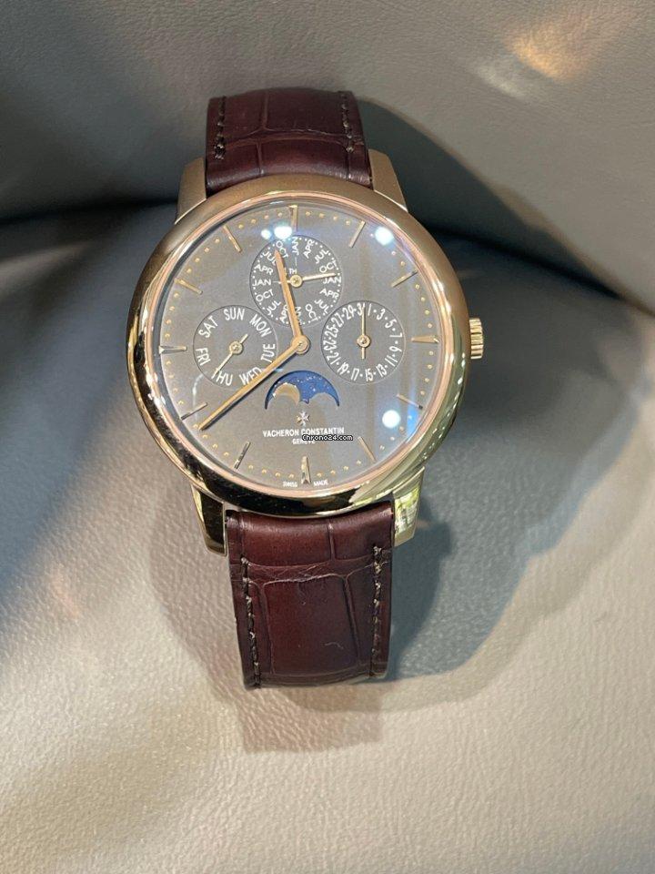 Vacheron Constantin Patrimony 43175/000R-B343 pre-owned