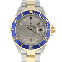 Rolex Submariner Date Gold/Steel 40mm