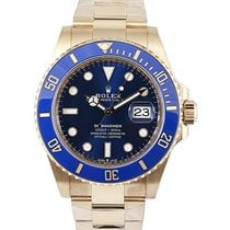 Rolex Submariner new 2021 Automatic Watch with original box and original papers 126618LB