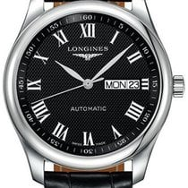 Longines Master Collection Steel 38.5mm Black Roman numerals United States of America, California, Moorpark