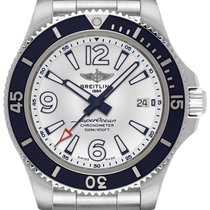 Breitling Superocean 42 new Automatic Watch with original box A17366D81A1A1