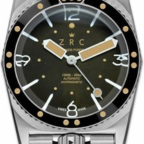 ZRC Steel 40.5mm Automatic GF40218 new United States of America, Florida, Naples