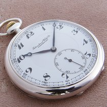 IWC IWC Silver pocket watch Very good Silver 51mm Manual winding