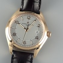 Vacheron Constantin Fiftysix pre-owned 40mm Silver