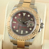 Rolex Yacht-Master 40 16623 Good Gold/Steel 40mm Automatic