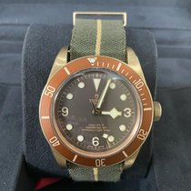 Tudor Black Bay Bronze new 2019 Automatic Watch with original box and original papers 79250BM