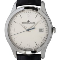 Jaeger-LeCoultre Master Control Date Steel 39mm Silver United States of America, Texas, Austin