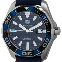 TAG Heuer Aquaracer 300M Steel 43mm Blue United States of America, Texas, Austin