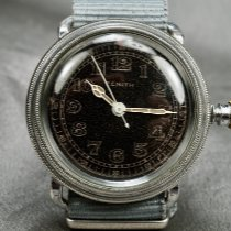 Zenith 41mm Manual winding Pilot Type 20 pre-owned